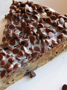 Hershey's Chewy Brownie Pie