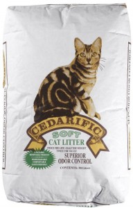 Cedariffic Litter