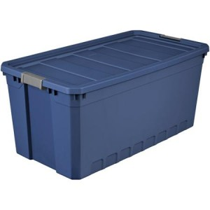 Bin for returnables
